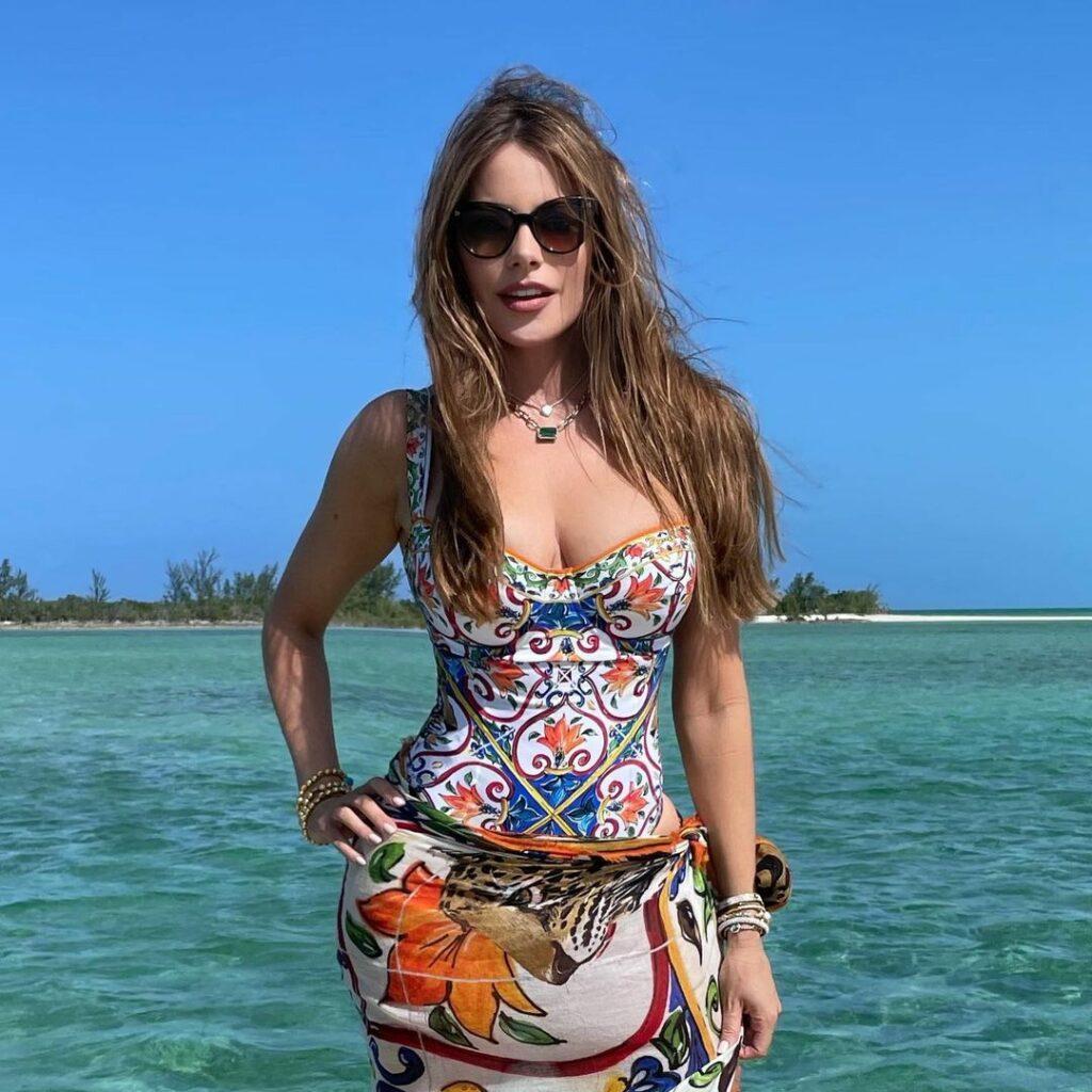Sofia Vergara Flaunts Flawless Figure Ahead Of 49Th Birthday