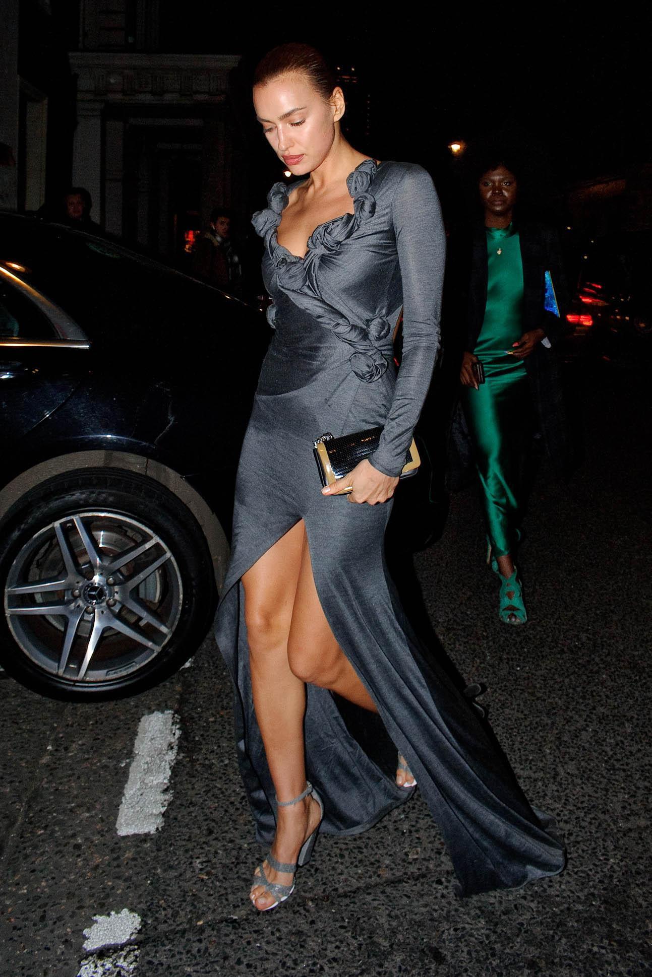 Kanye West Splits From Irina Shayk
