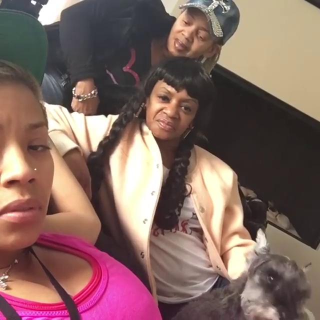 Keyshia Cole's mother, Frankie, Dies Of Drug Overdose
