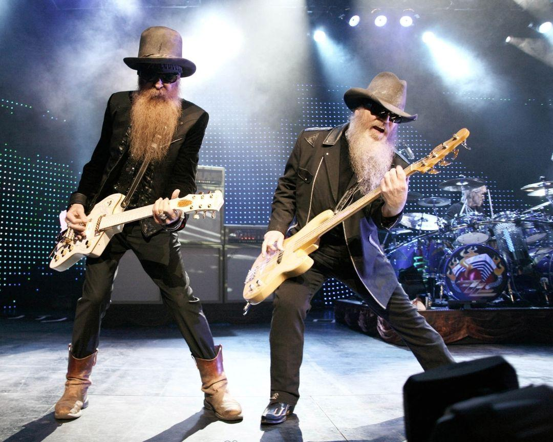 ZZ Top Bassist Dusty Hill Dies At Age 72