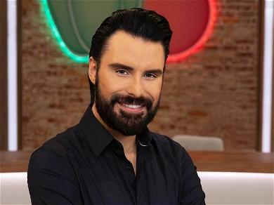 British TV Host Rylan Clark-Neal Makes TV Comeback After Marriage Drama