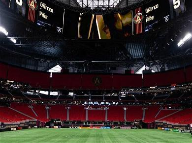 Kanye West Is Paying $150K Per Day to Live at Mercedes-Benz Stadium