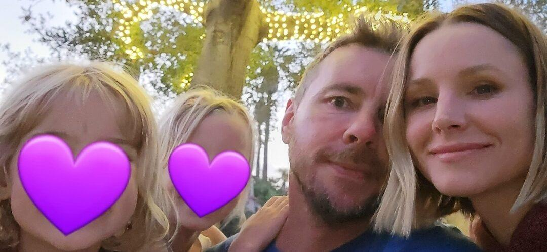 Kristen Bell & Dax Shepard DOUBLE DOWN On Only Bathing Kids When They 'Stink'
