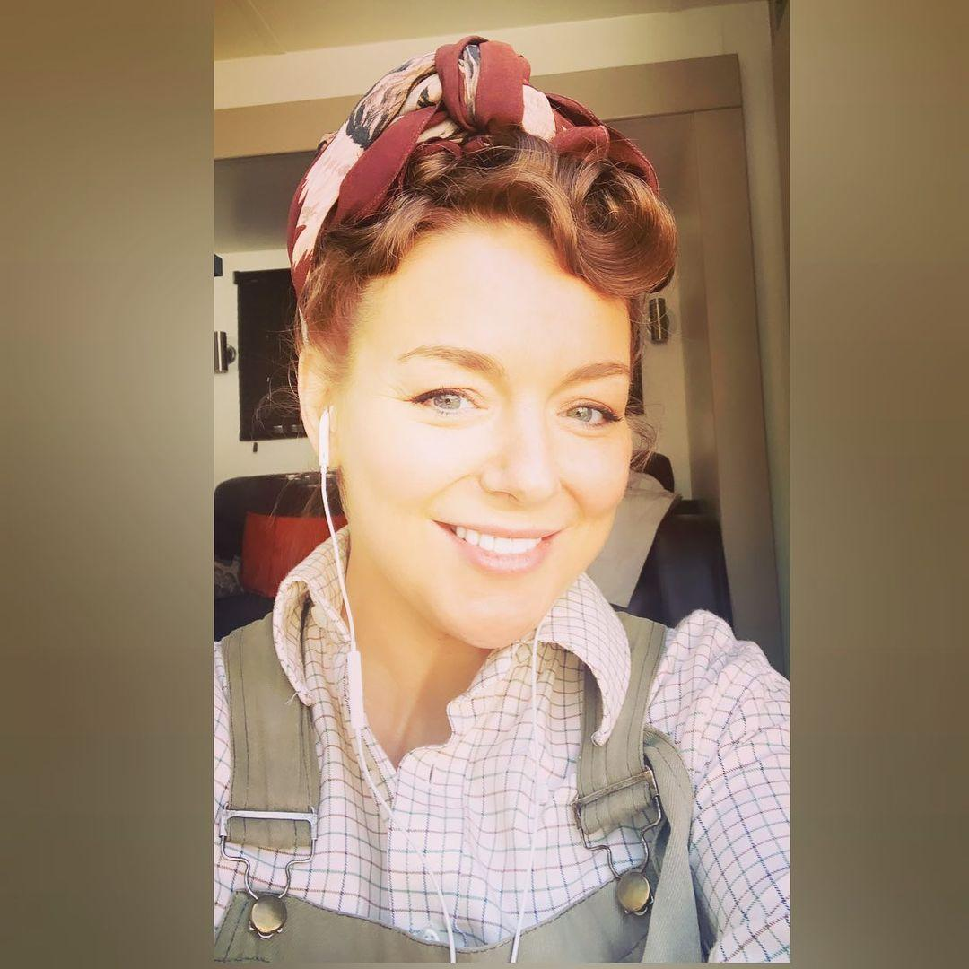 A lovely photo showing Sheridan Smith