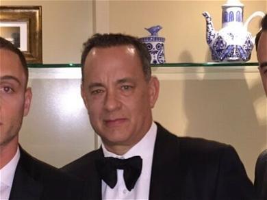 Tom Hanks' Son, Chet Hanks, Goes On WILD Anti-Vax Rant!