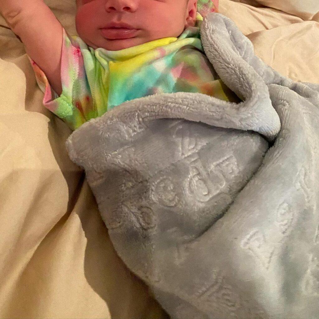 Halsey's baby, Ender