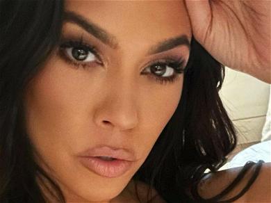 Kourtney Kardashian Says She's The 'Queen Of Halloween,' Fans React