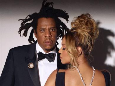 Beyoncé Wears Huge Rare Yellow Diamond Necklace For Intimate Tiffany & Co. Campaign With Jay Z