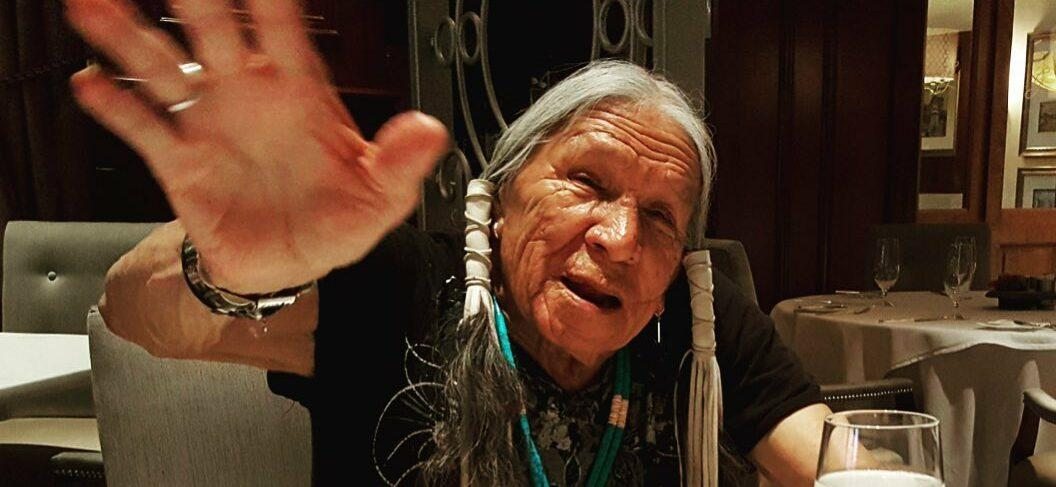 Legendary Native American Actor, Saginaw Grant, Dead at 85