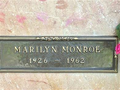 Crypt Near Marilyn Monroe & Hugh Hefner on Sale For Massive Asking Price