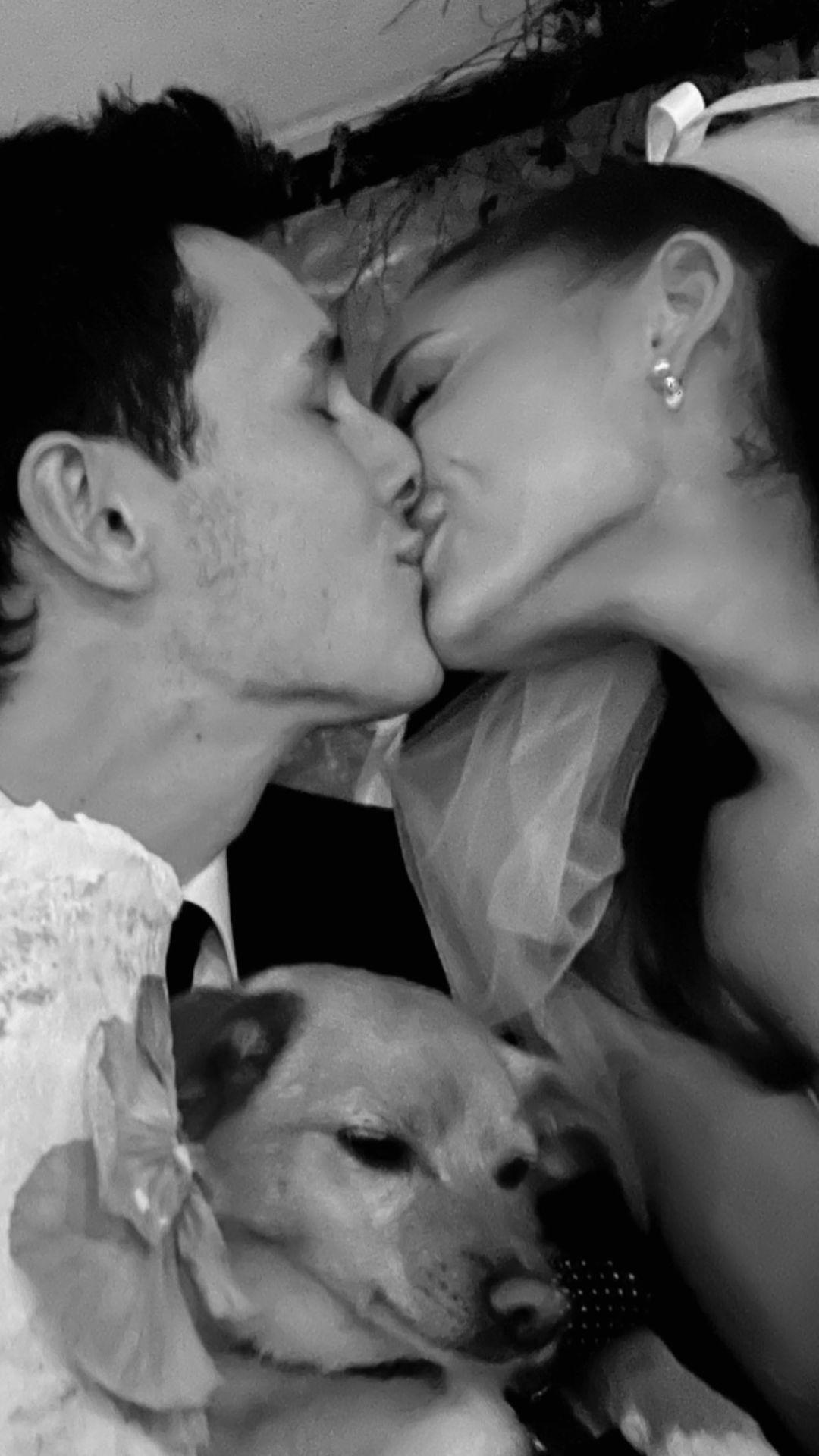 Ariana Grande Wishes Her New Husband A Happy Birthday!