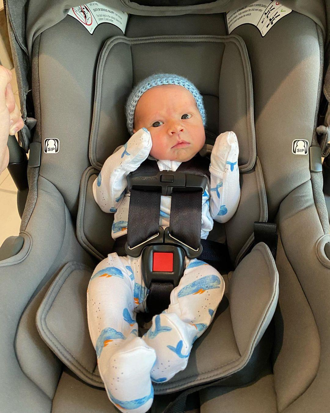 'Southern Charm' Star Ashley Jacobs Welcomes New Baby Boy!