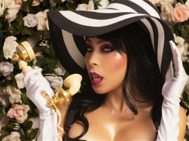 Fashion Designer, Madame K, Flaunts New Line of EDM-Inspired Lingerie as Festivals Return