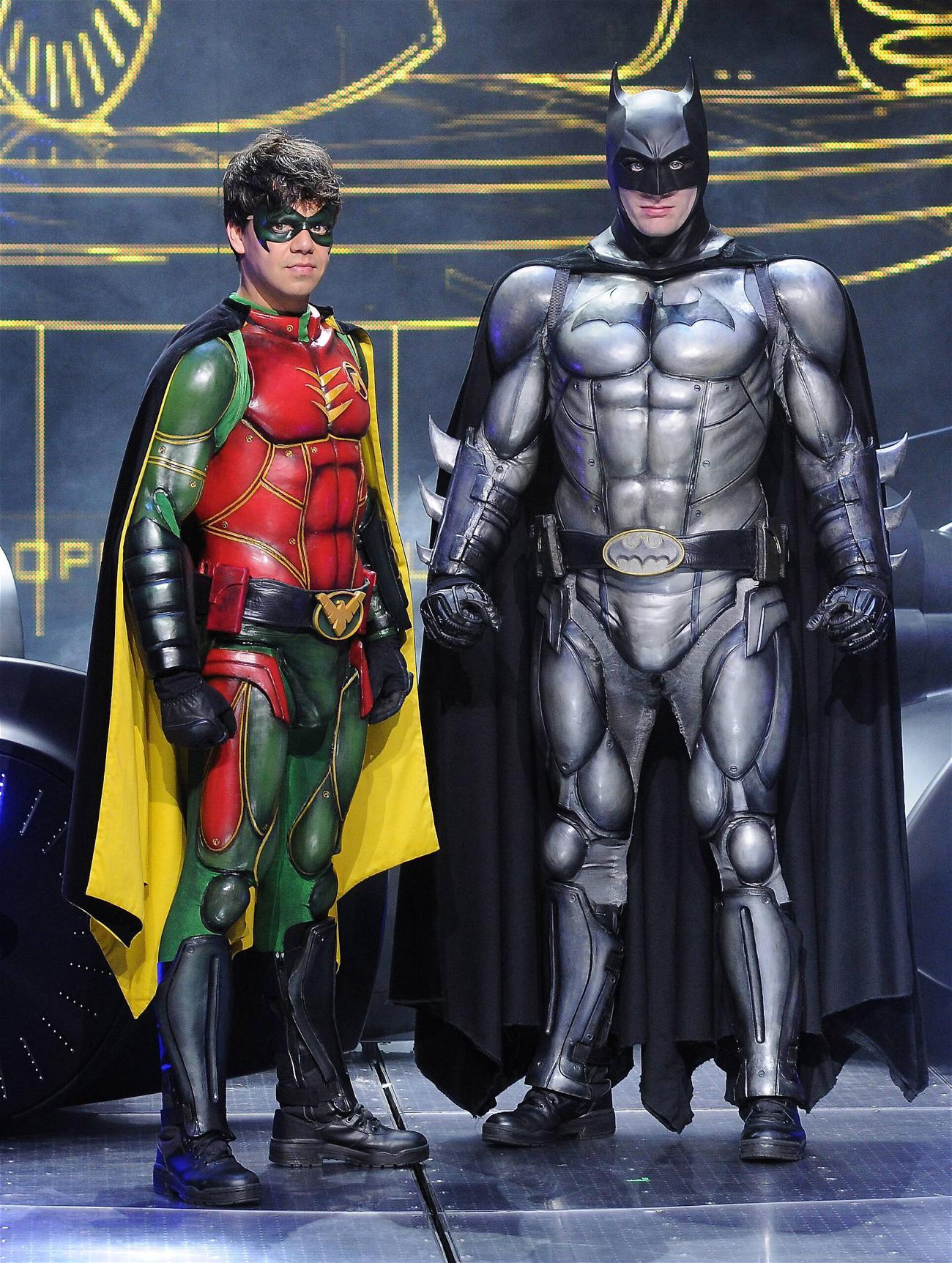 Batman's Sidekick, Robin, Comes Out As Bisexual