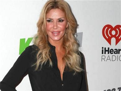 'RHOBH' Star Brandi Glanville Hospitalized With Mysterious Infection