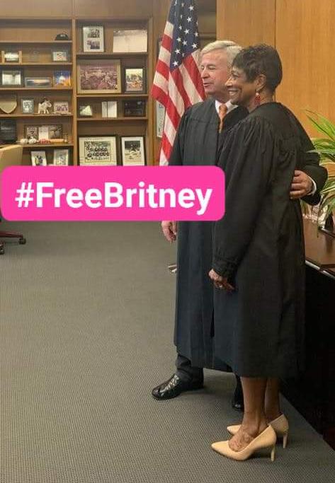 Britney Spears' Conservatorship Judge Receiving Death Threats