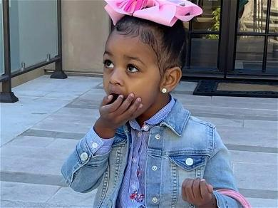 Cardi B Gives 3-Year-Old Daughter A Bedazzled Handbag Worth $50,000!