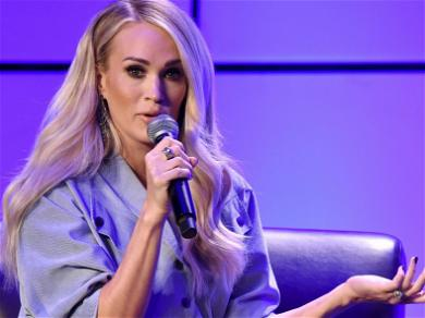 Carrie Underwood SLAMMED For 'Liking' Video Promoting 'No Mask' In Schools!