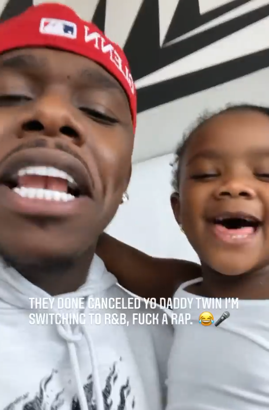 DaBaby Jokes He Is Becoming An R&B Singer After Being Canceled From Rap Music