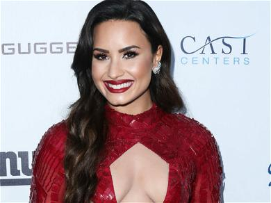 Demi Lovato Shares Video Of Herself Smoking Weed, It's 'California Sober!'