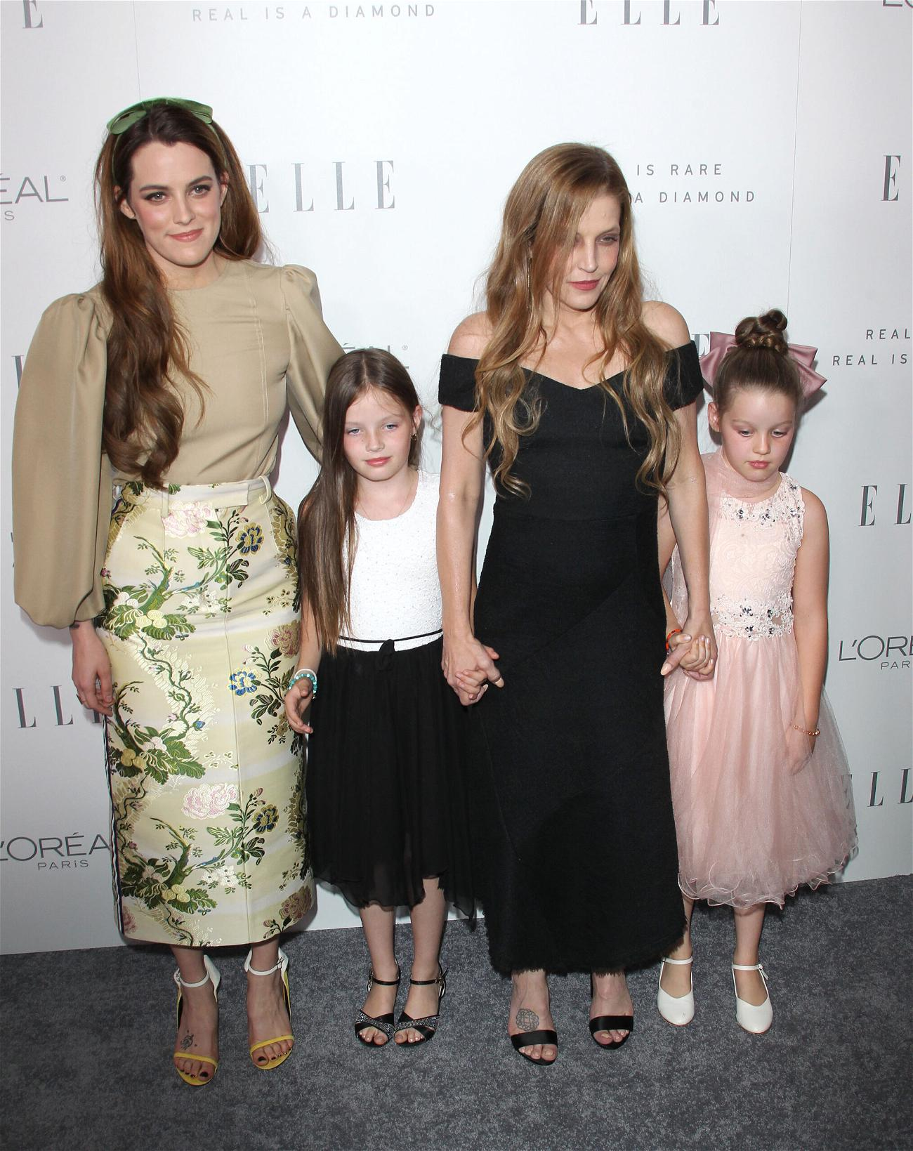 Lisa Marie Presley's Ex-Husand Request Child Support In Ongoing Divorce