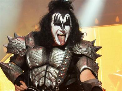 'KISS' Frontman Gene Simmons Test Positive For COVID-19, Band Postpones Tour!