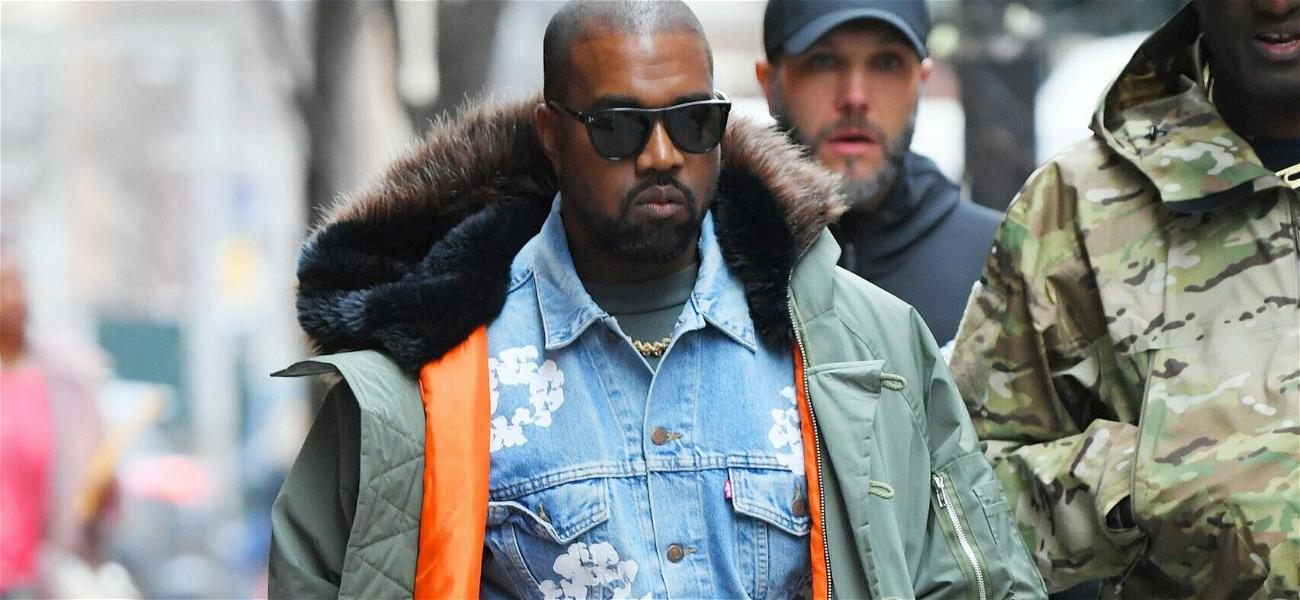 Kanye West Offering COVID-19 Vaccinations Inside His 'Donda' Listening Party?!