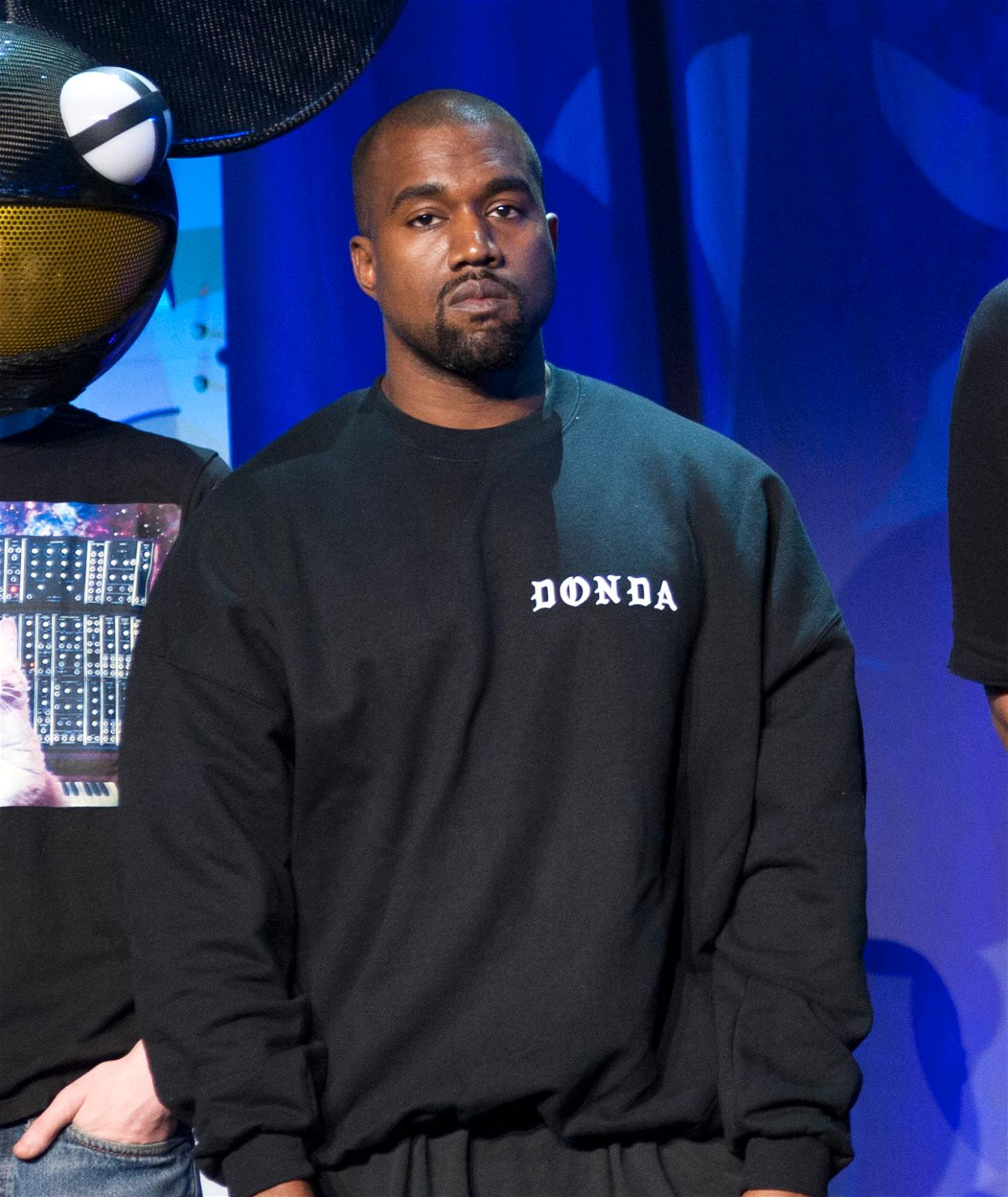 Kanye West Officially Files To Legally Change His Name To 'YE'
