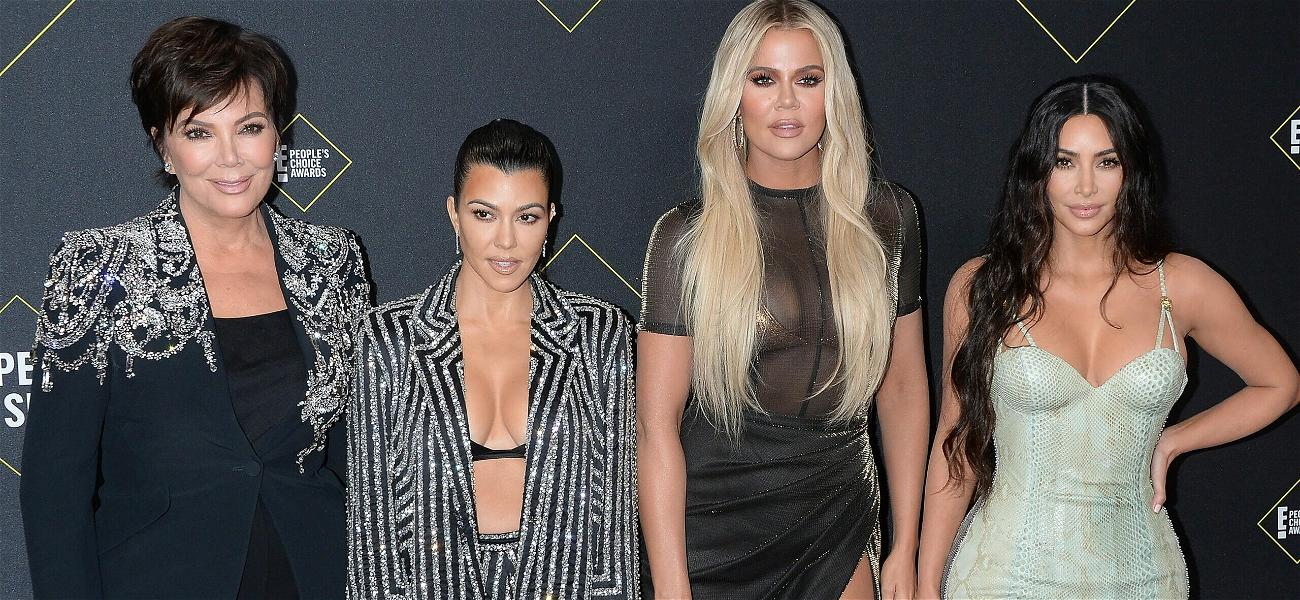 Kim Kardashian Shares AMAZING Footage From Family's 'Star Search' Audition