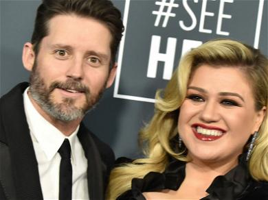 Kelly Clarkson Celebrates Big Win In Divorce Case On Set Of 'The Voice!'