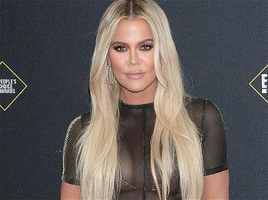 Khloé Kardashian Celebrates Instagram Milestone With Topless Photo