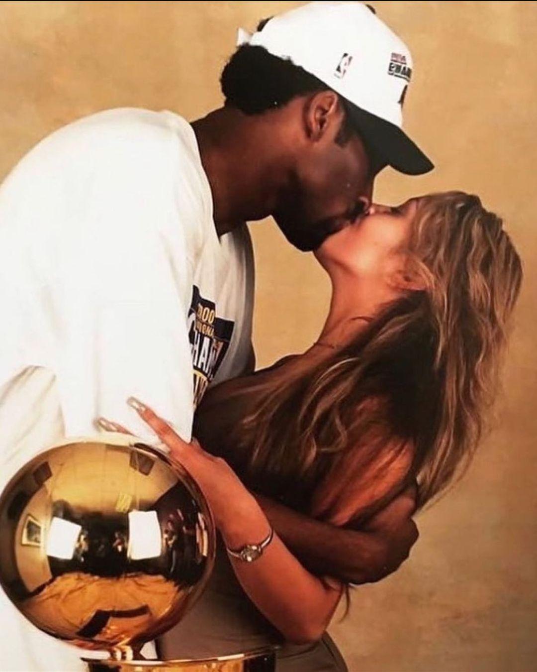 Kobe Bryant's Wife Celebrates NBA Legend's 43rd Birthday