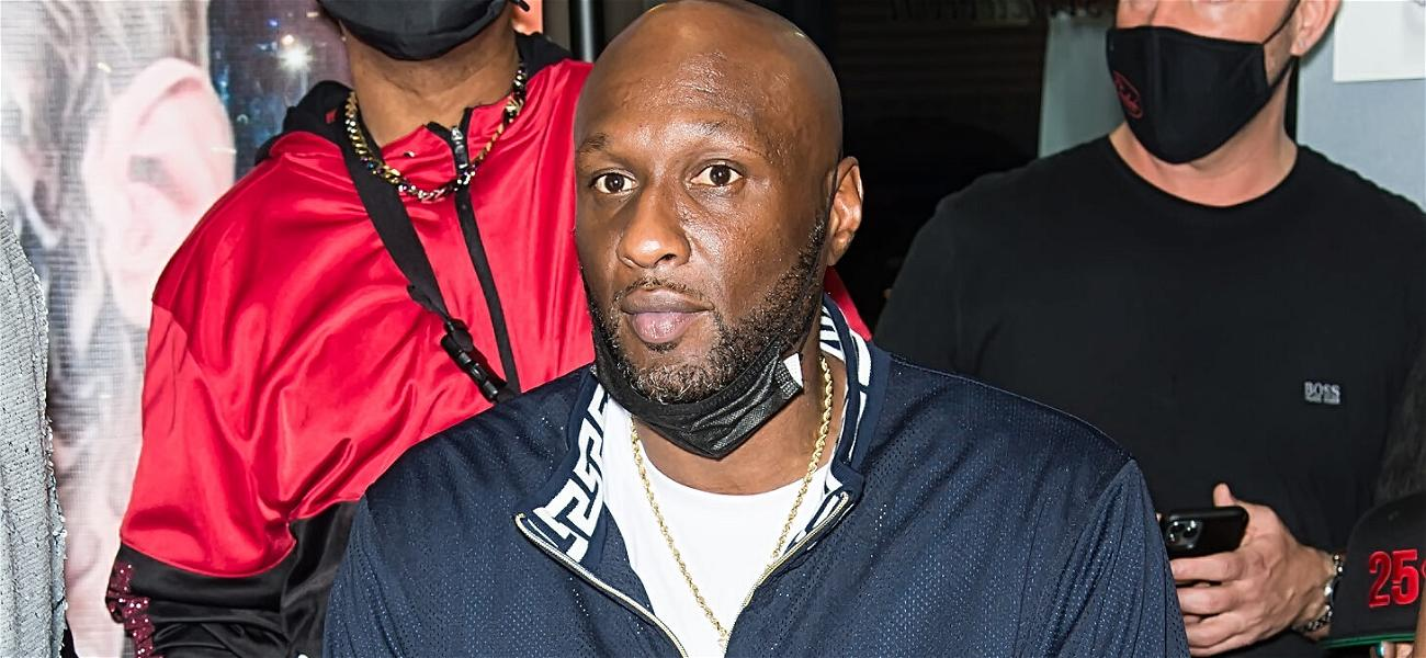 Lamar Odom Cancels Appearance Due To 'Dehydration And Exhaustion'