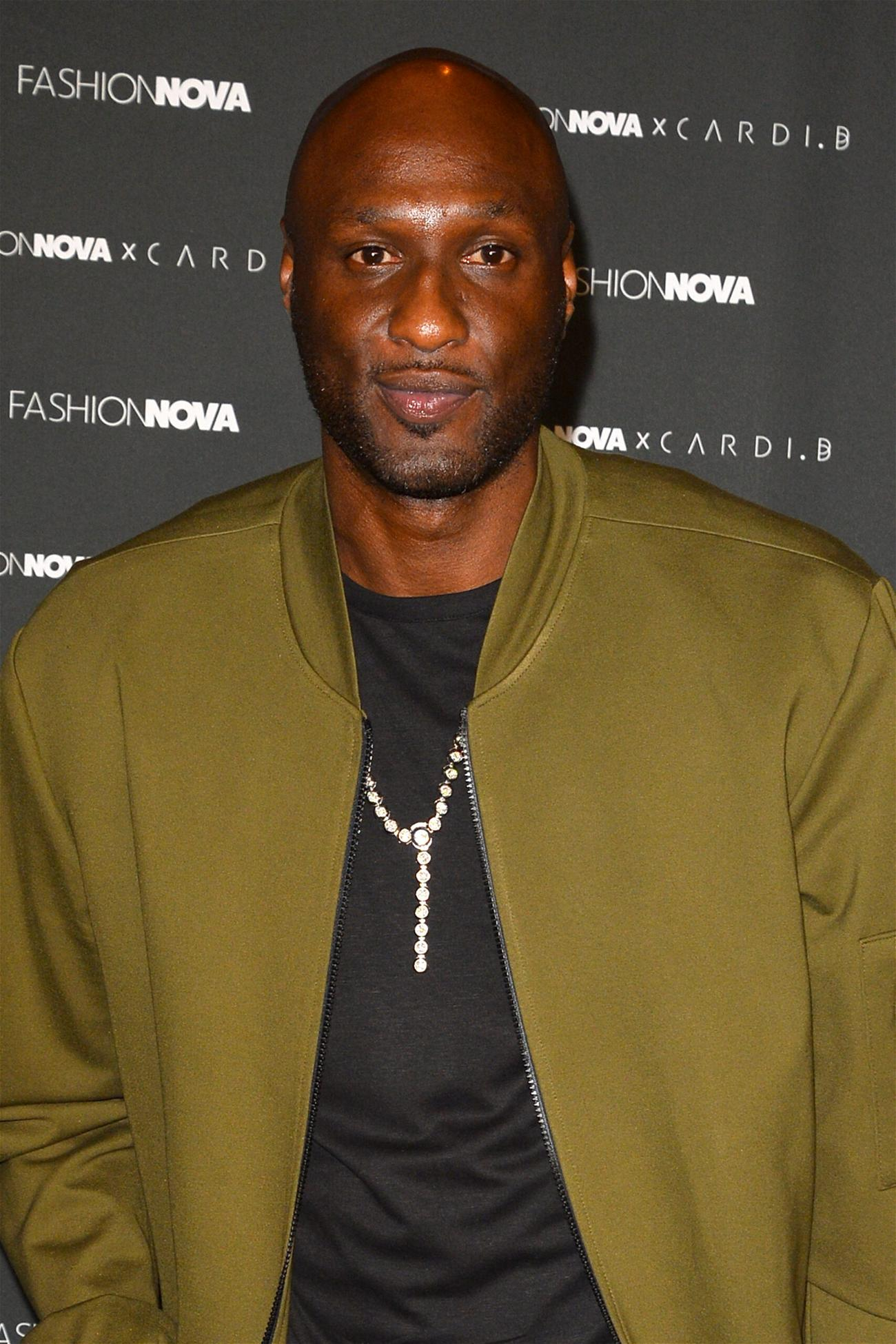 Lamar Odom Cancels Appearance Due To Exhaustion and Dehydration