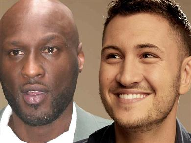 Lamar Odom Praises Celebrity Contractor Matt DiBara For Offer To Help Apartment Disaster Victims