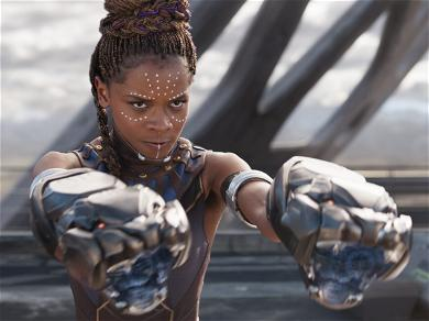 'Black Panther' Star Letitia Wright Hospitalized After Botched Stunt Filming 'Wakanda Forever'