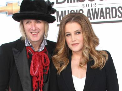 Lisa Marie Presley's Ex-Husband Requests Child Support In Ongoing Divorce