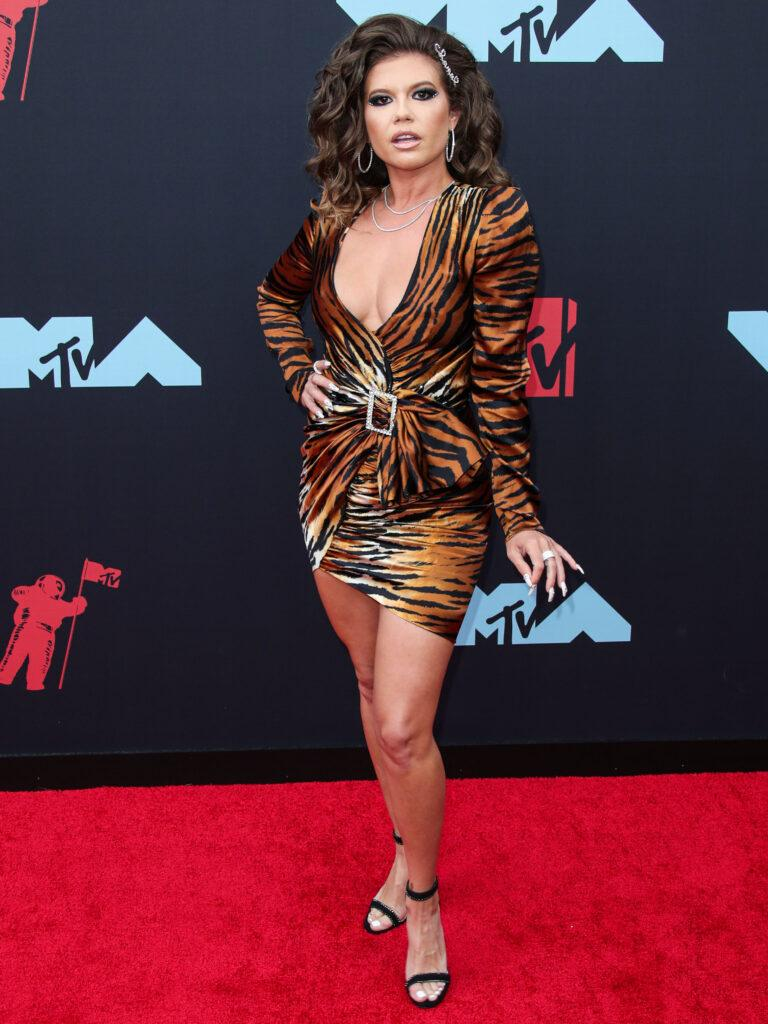 Chanel West Coast at the 2019 MTV Video Music Awards - Arrivals