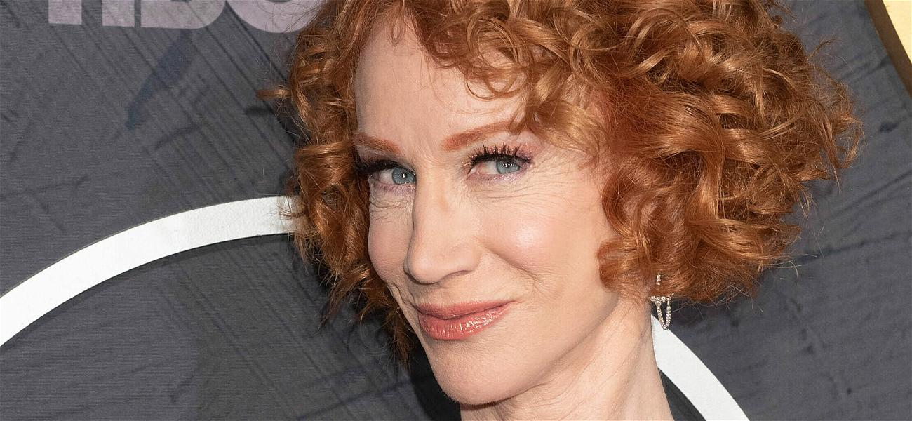 Kathy Griffin Speaks In First Video After Lung Cancer Surgery