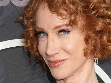 Kathy Griffin Has Lung Cancer And Is Undergoing Surgery To Remove Half Of Her Lung