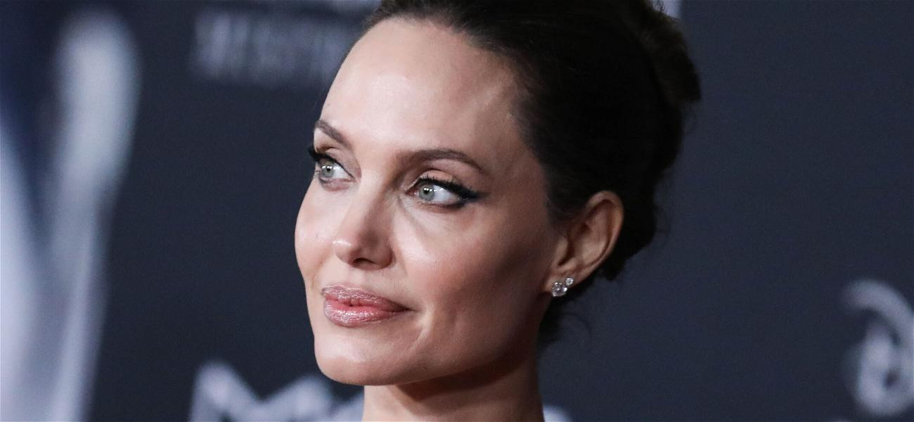 Angelina Jolie And The Weeknd May Be A Thing After Being Spotted at Dinner
