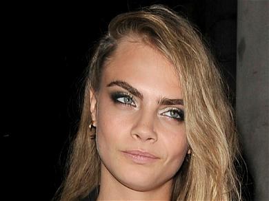 Cara Delevingne Doubles Down On Risqué IG Pics With Cheeky Photo Dump