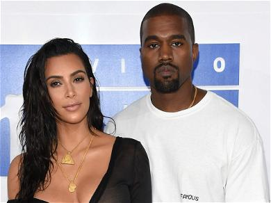 Kanye West Accused of Cheating On Kim Kardashian After Birth Of Saint