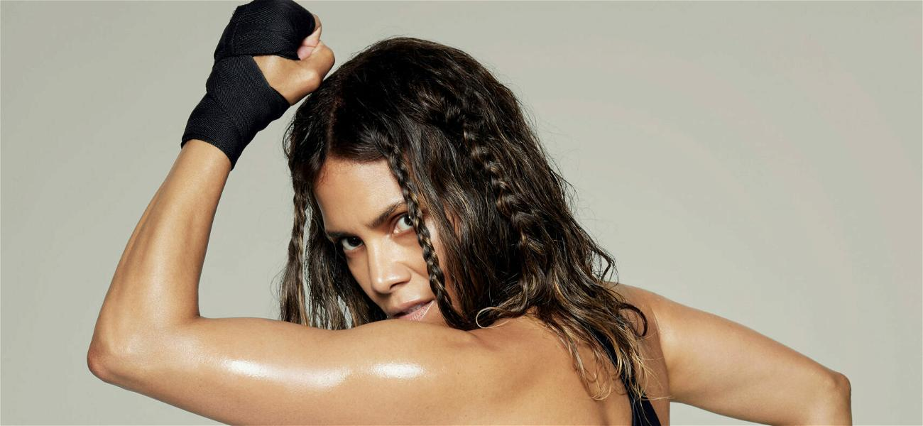 Halle Berry Excitedly Announces Netflix Release Date For MMA Film 'Bruised'