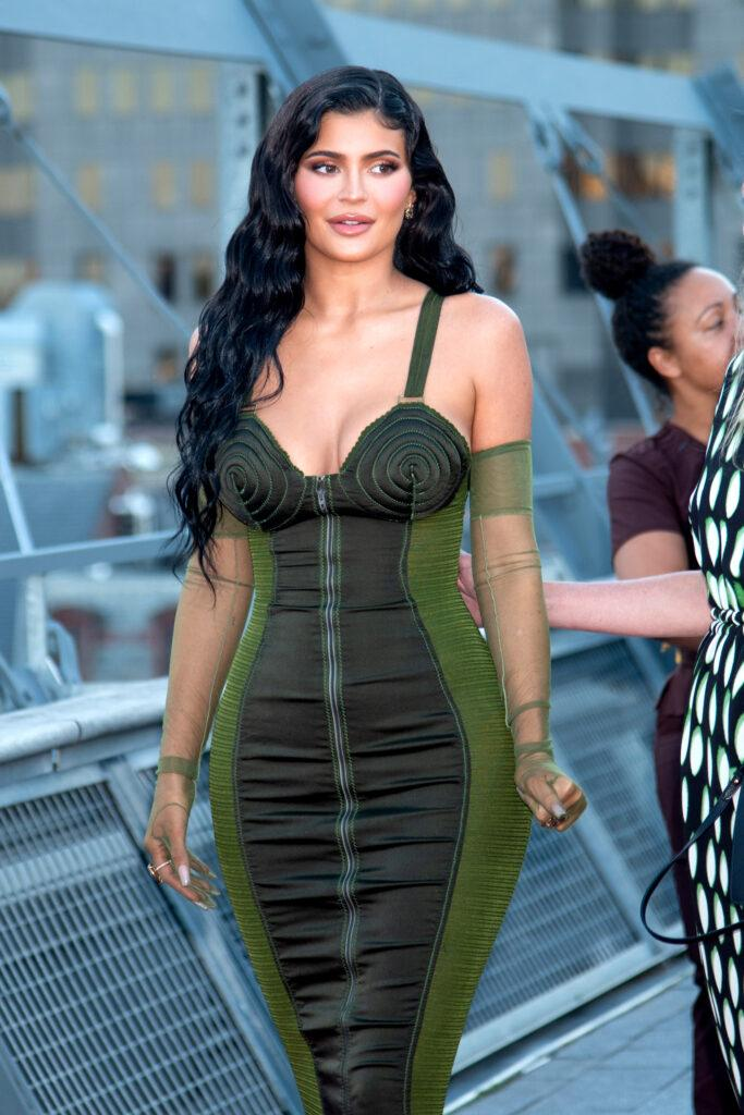 Kylie Jenner The 72nd Annual Parsons Benefit
