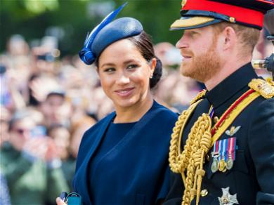 Meghan Markle Reveals First Pictures Of Newborn Daughter, Lilibet Diana!!