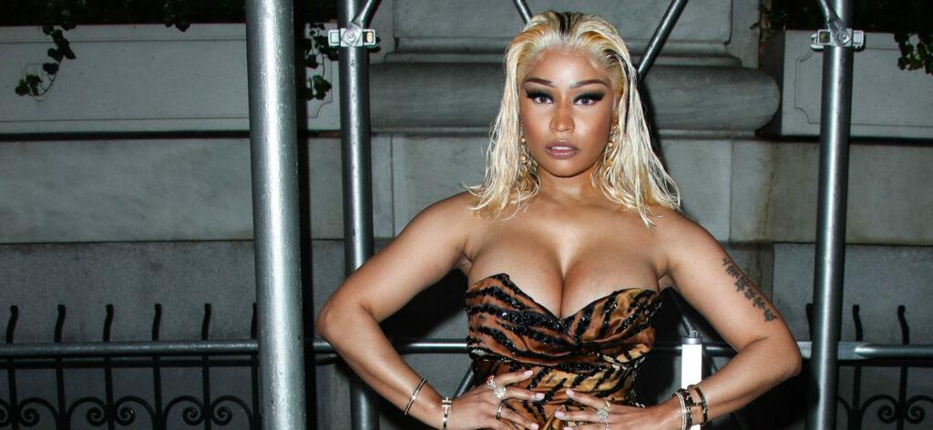 Nicki Minaj Sued By Husband's Rape Accuser For Intimidation, Harassment