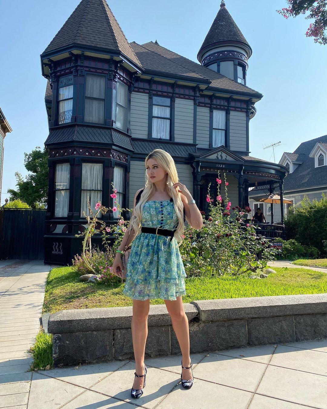 Former Playmate Claims The Playboy Mansion Is Haunted