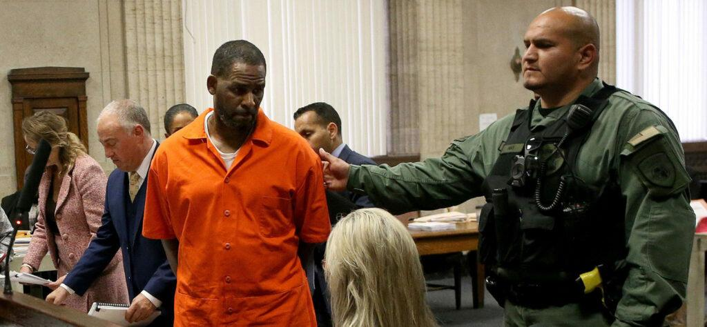 R. Kelly Request Herpes-Related Charges Dropped From Criminal Case