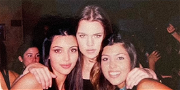 Khloé Kardashian Calls Out Kim Kardashian For Forgetting She Existed In Throwback Pic